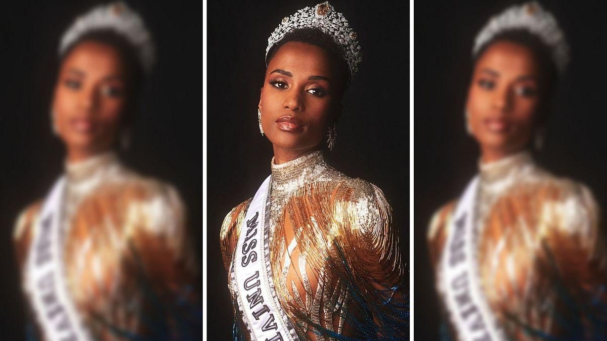 The Final Question That Won Zozibini Tunzi Miss Universe Title