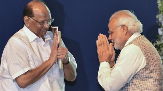 Modi Wanted us to Work Together, I Rejected His Offer: Pawar