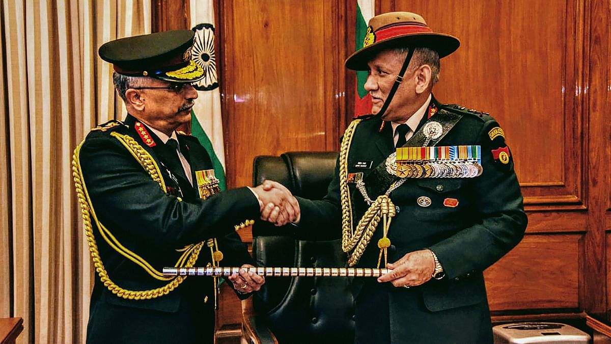 'Started on Wrong Foot': Congress on Gen Bipin Rawat's Role as CDS