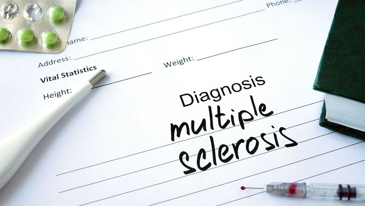 Multiple Sclerosis, is a condition which affects the central nervous system.
