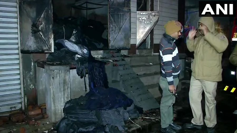 Six-Month-Old Among 9 Dead in  Fire in Delhi's Kirari