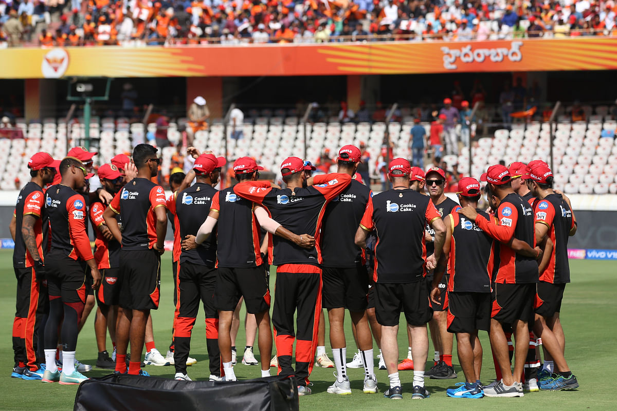 Every season RCB try to build a new team from scratch.