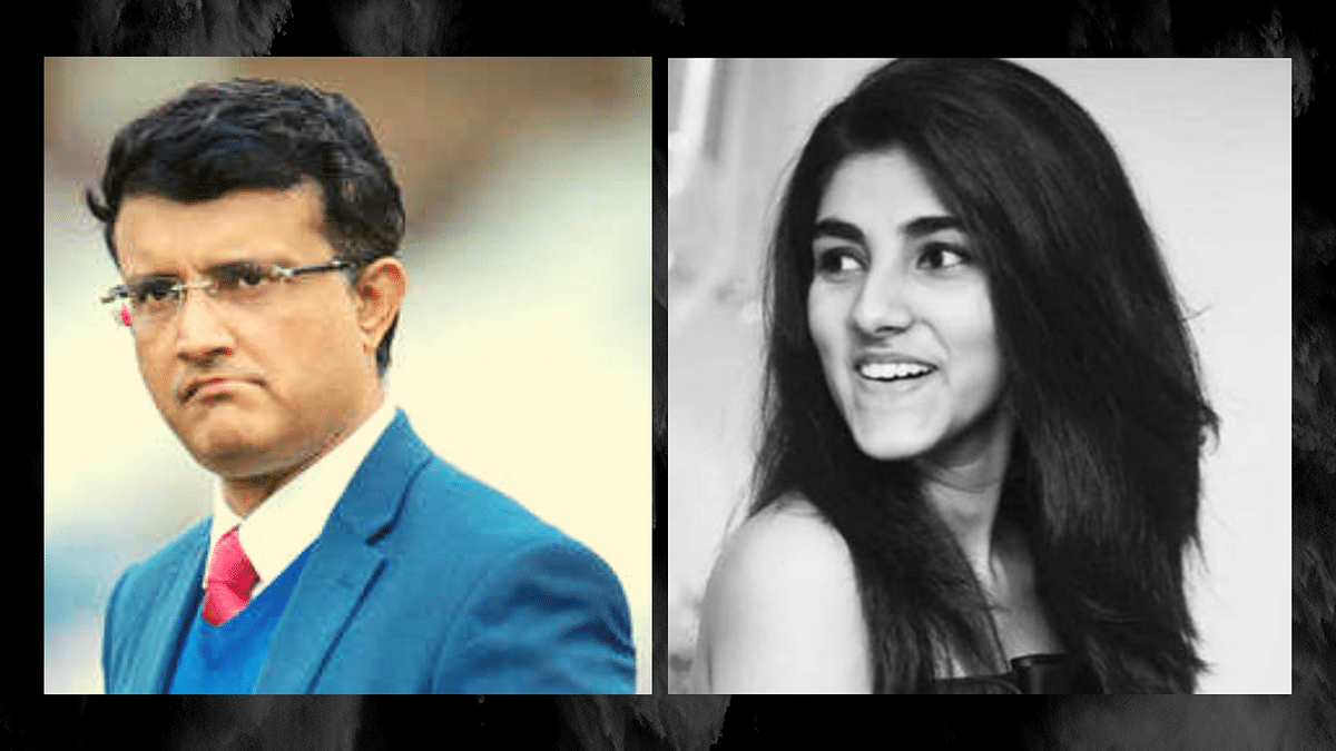 Sana Refers To 'Fascist Regime', Dad Sourav Says 'She's Too Young'