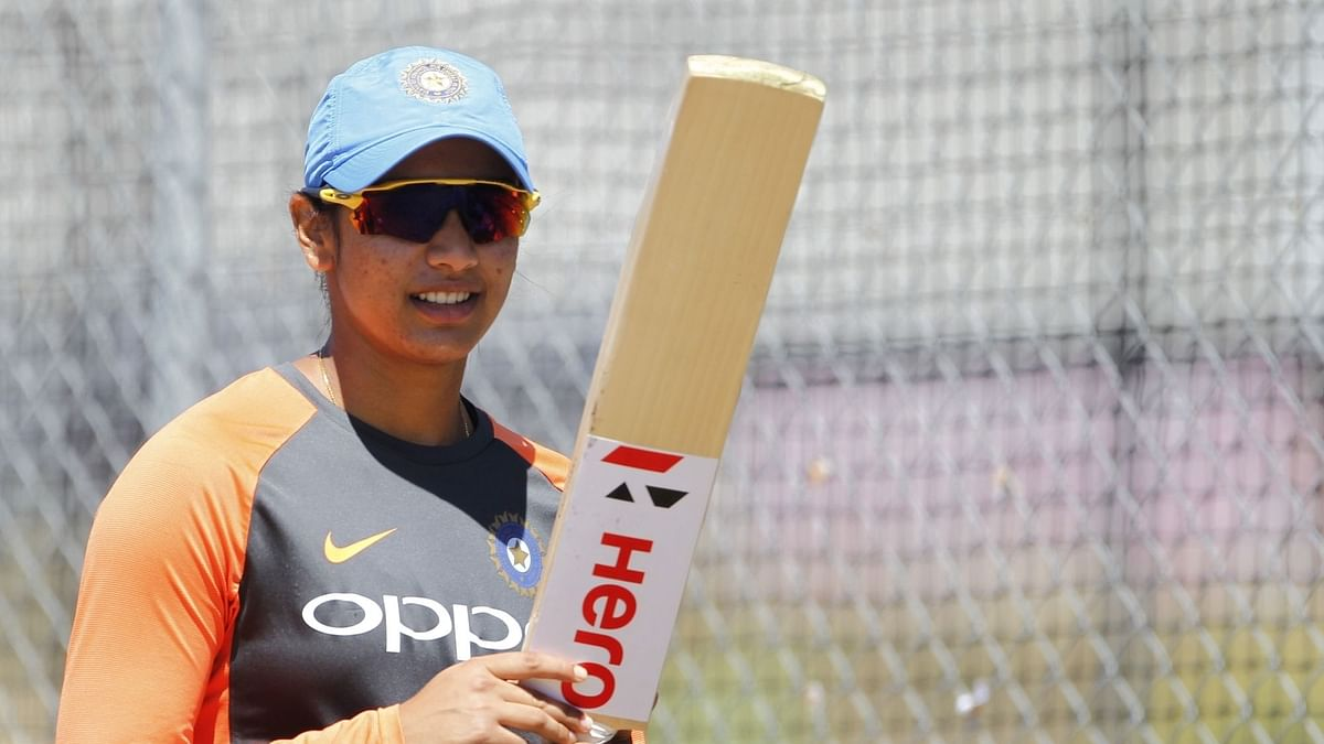 Smriti Mandhana has been named in the ICC's ODI and also T20 teams of year.