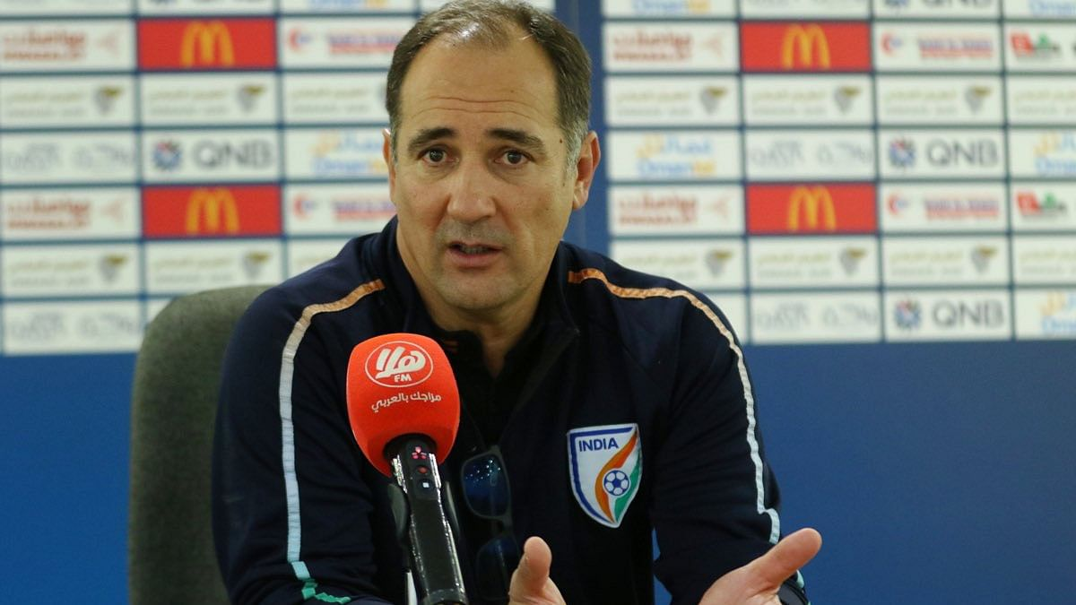 Indian football coach Igor Stimac has said that the team will be playing 10 matches in Europe next year.