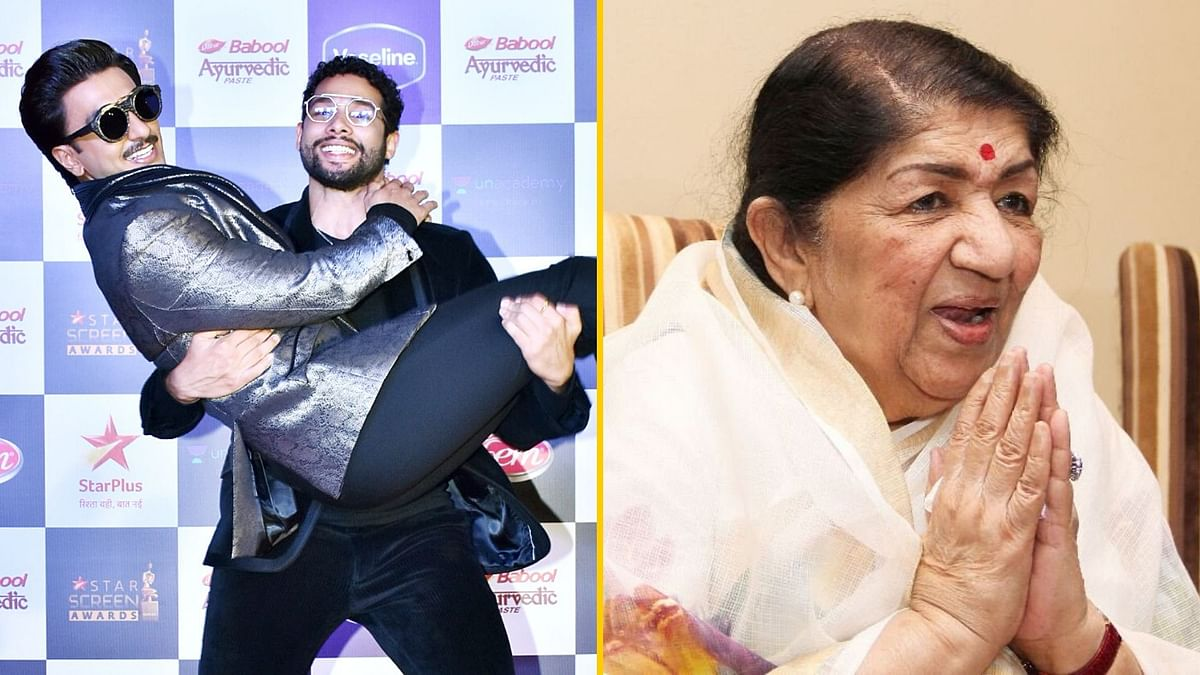 QuickE: 'Gully Boy' Wins at Star Screen Awards; Lata Back Home