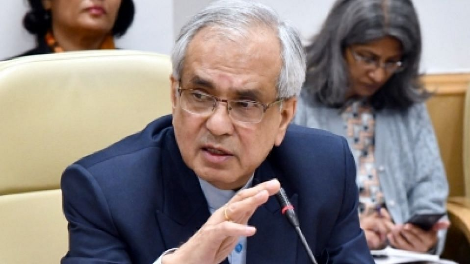 "Niti Aayog Vice Chairman Rajiv Kumar told PTI, ""This is just a consultation. Niti is preparing a working paper as part of its vision 2035."""