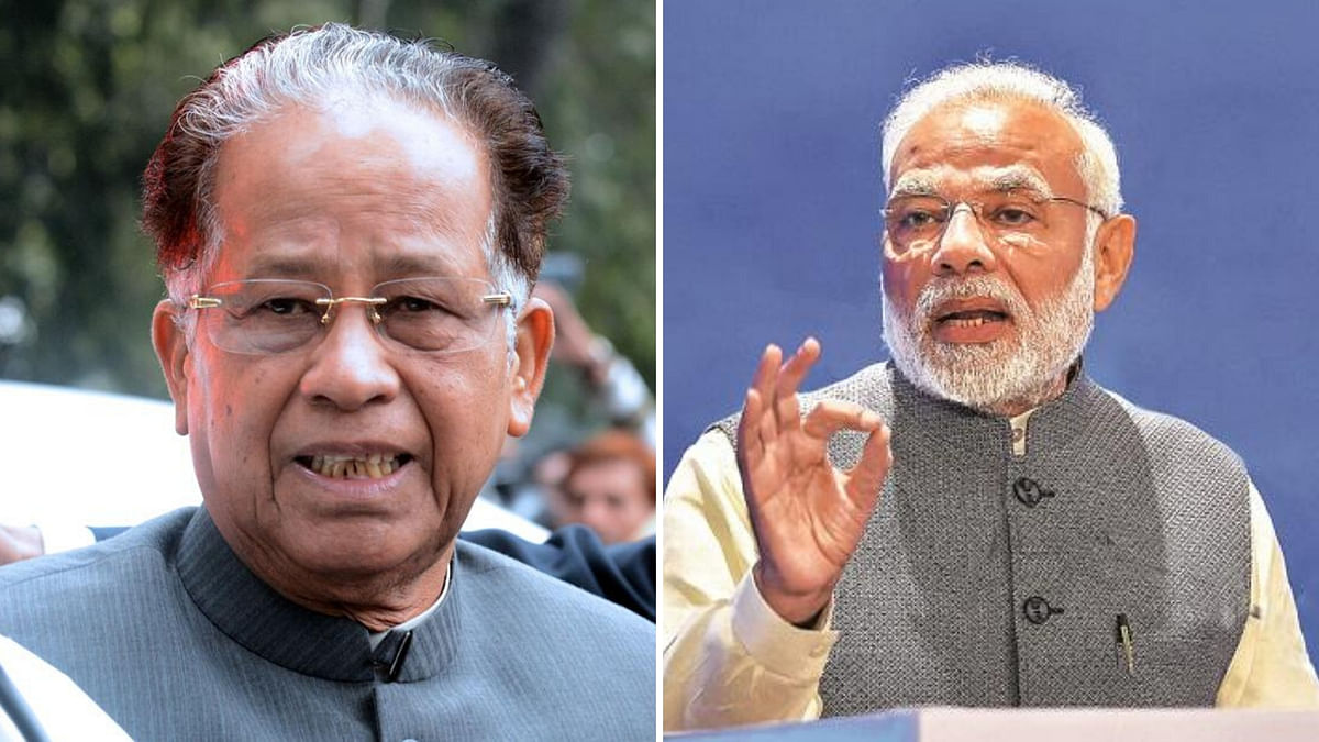Tarun Gogoi said the Congress government in Assam he had headed had set up detention camps in the state as per a Gauhati High Court order.