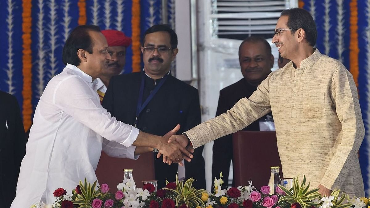 Maha Cabinet: Ajit Pawar Gets Finance, Aaditya Gets Environment