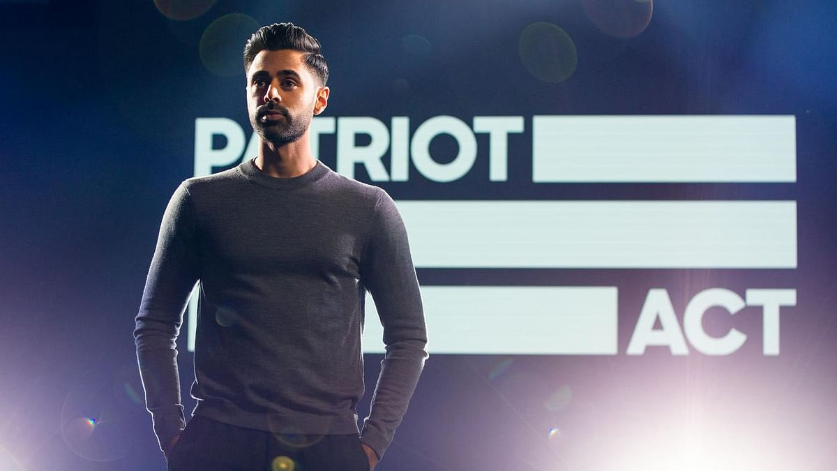<i>Patriot Act</i> with Hasan Minhaj.