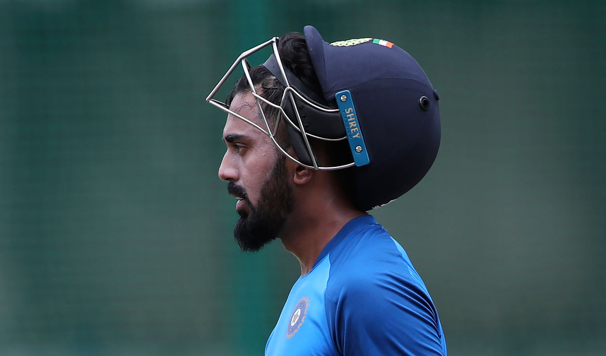 KL Rahul made a comeback in the Indian T20 and ODI team after Shikhar Dhawan got injured.