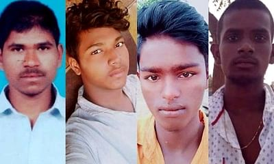 Hyderabad: The four accused in the brutal gang rape and murder of a young veterinarian in Hyderabad, who were killed by the police in an alleged