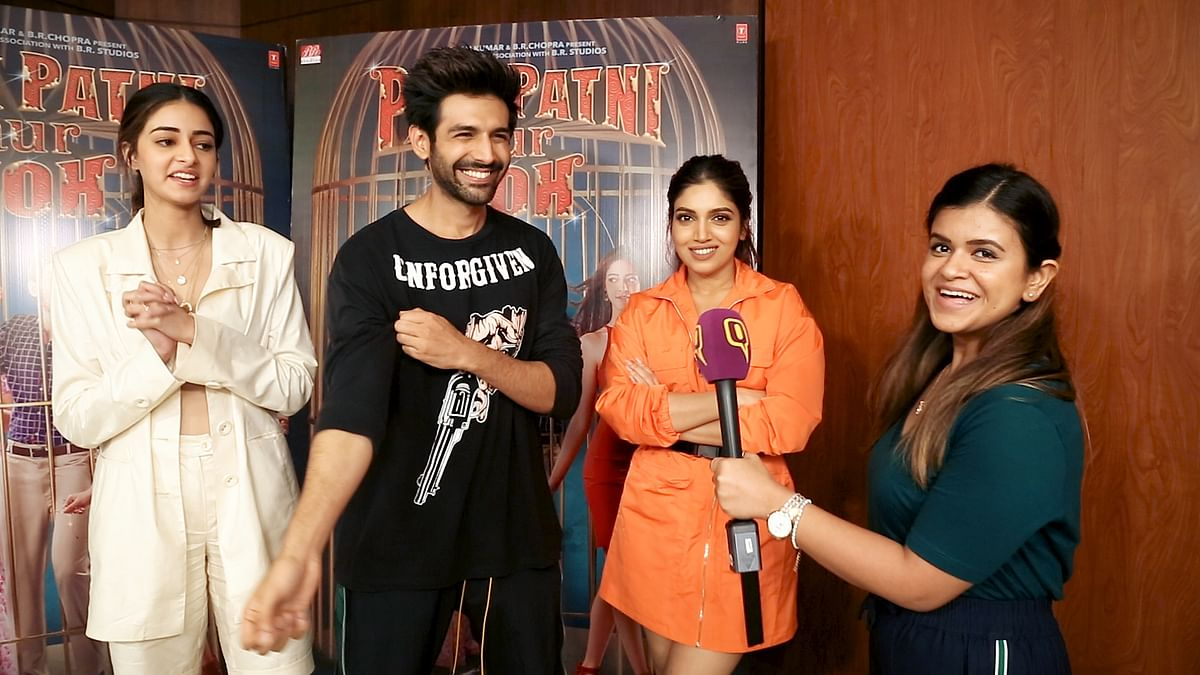 Kartik Aaryan On Sexism in His Films, 'Pati, Patni...' Controversy
