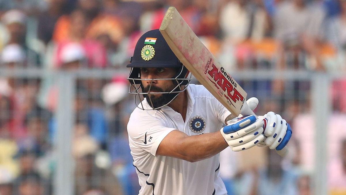 Virat Kohli Ends 2019 as Top Ranked Test Batsman in ICC Rankings