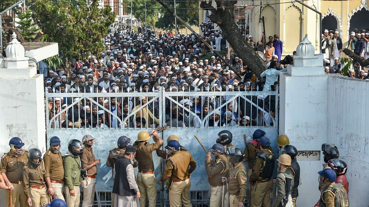 Amid CAA Protests, Lucknow's Nadwa College Shut Till 5 January