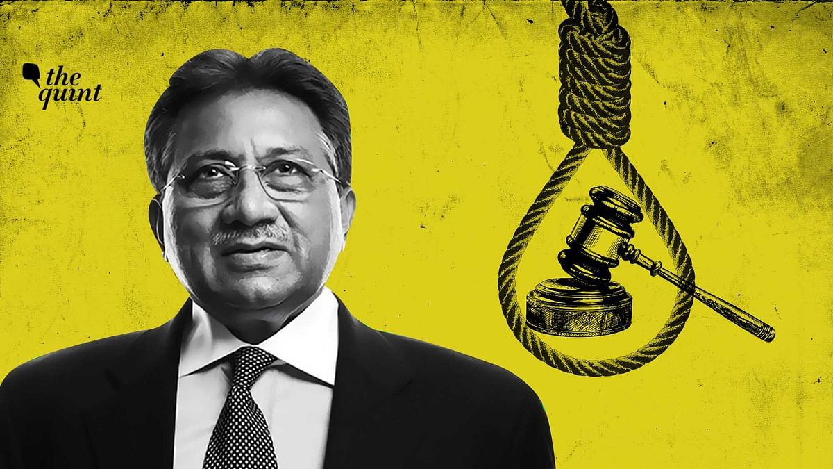 Image of former Pakistan president General Pervez Musharraf used for representational purposes.