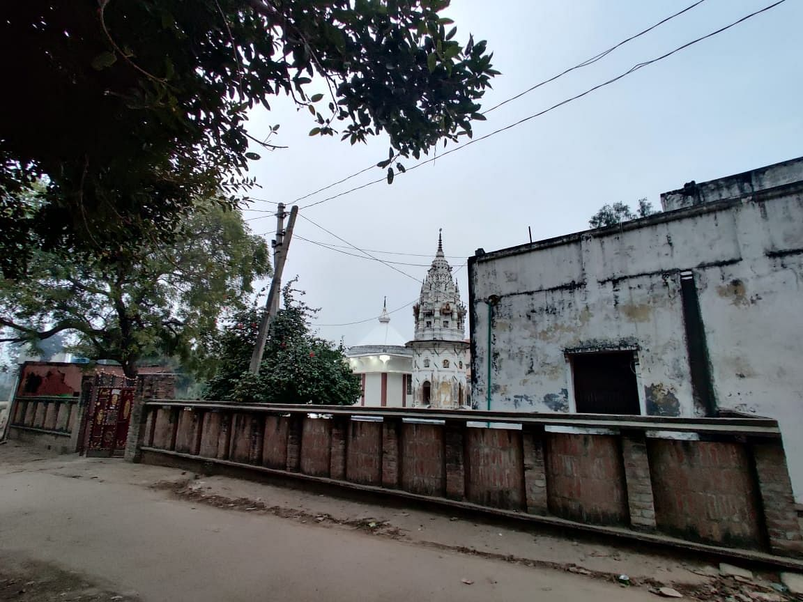 The BJP MLA's home in Unnao wears a deserted look. The  bungalow is located in the same village where the Unnao rape survivor lives.