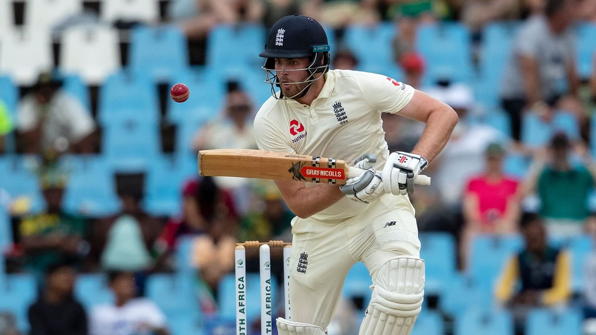 England Opener Dom Sibley Recovering as Illness Outbreak Eases