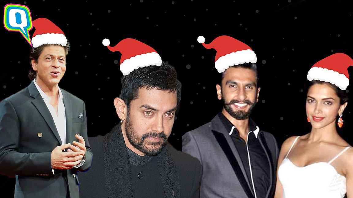 Here Are the Perfect Christmas Presents for These Bollywood Stars