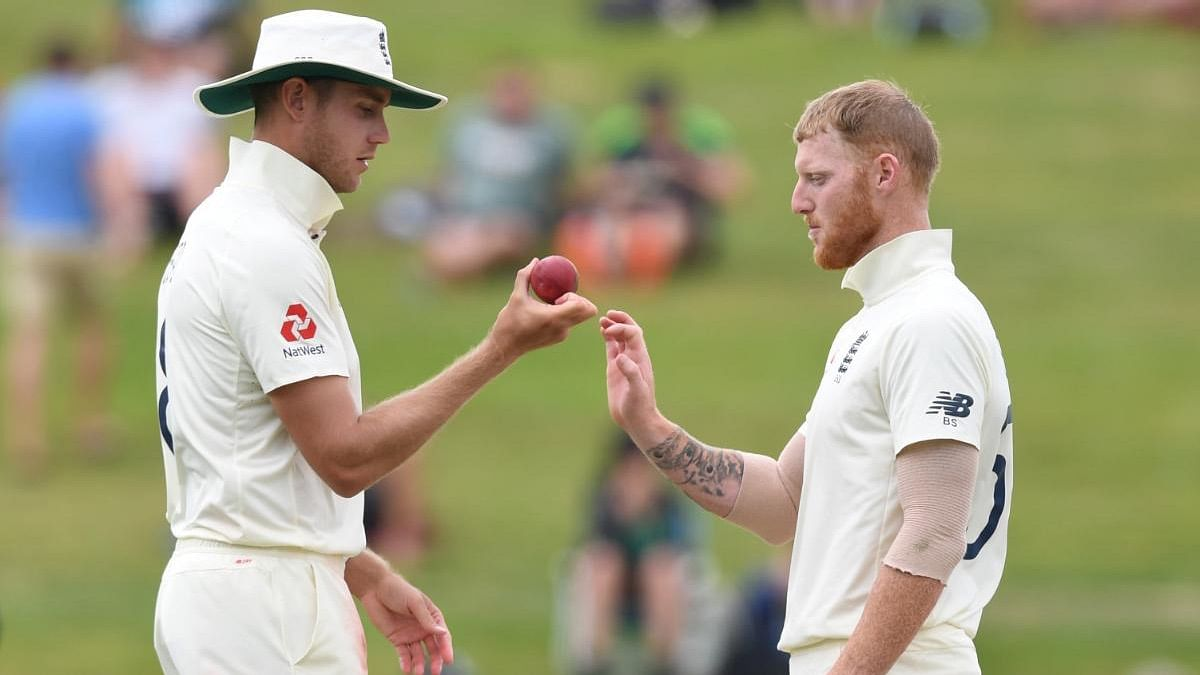 Ben Stokes, Stuart Broad Seen Involved in Heated On-Field Argument