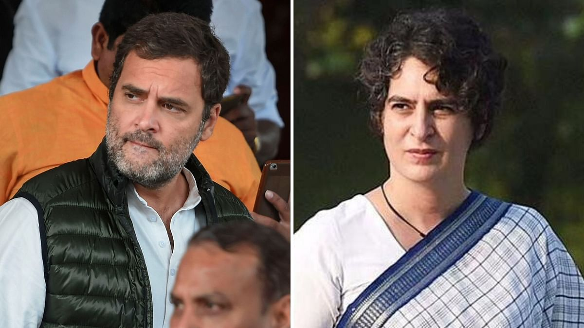 Cong Responds to 'Year-Old' Priyanka Comment on Non-Gandhi Prez