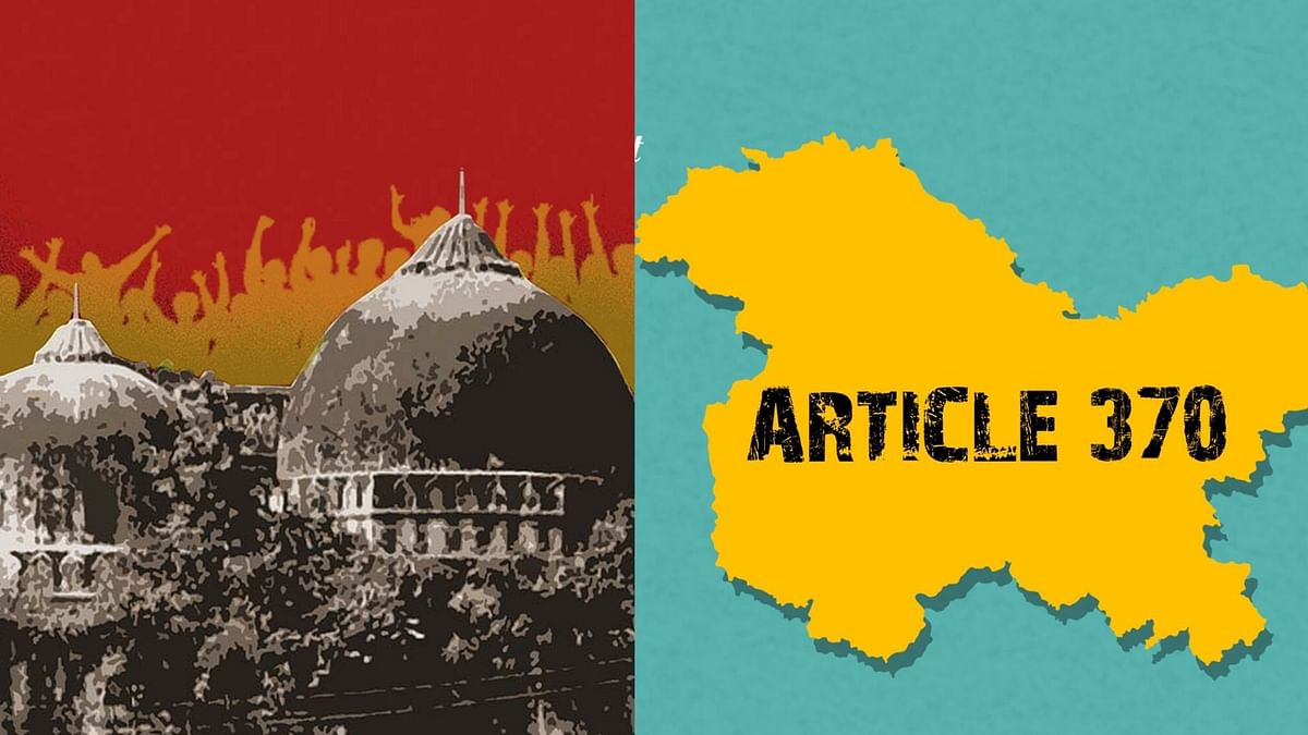 Article 370, Ayodhya Case Top India's 'What is?' List on Google
