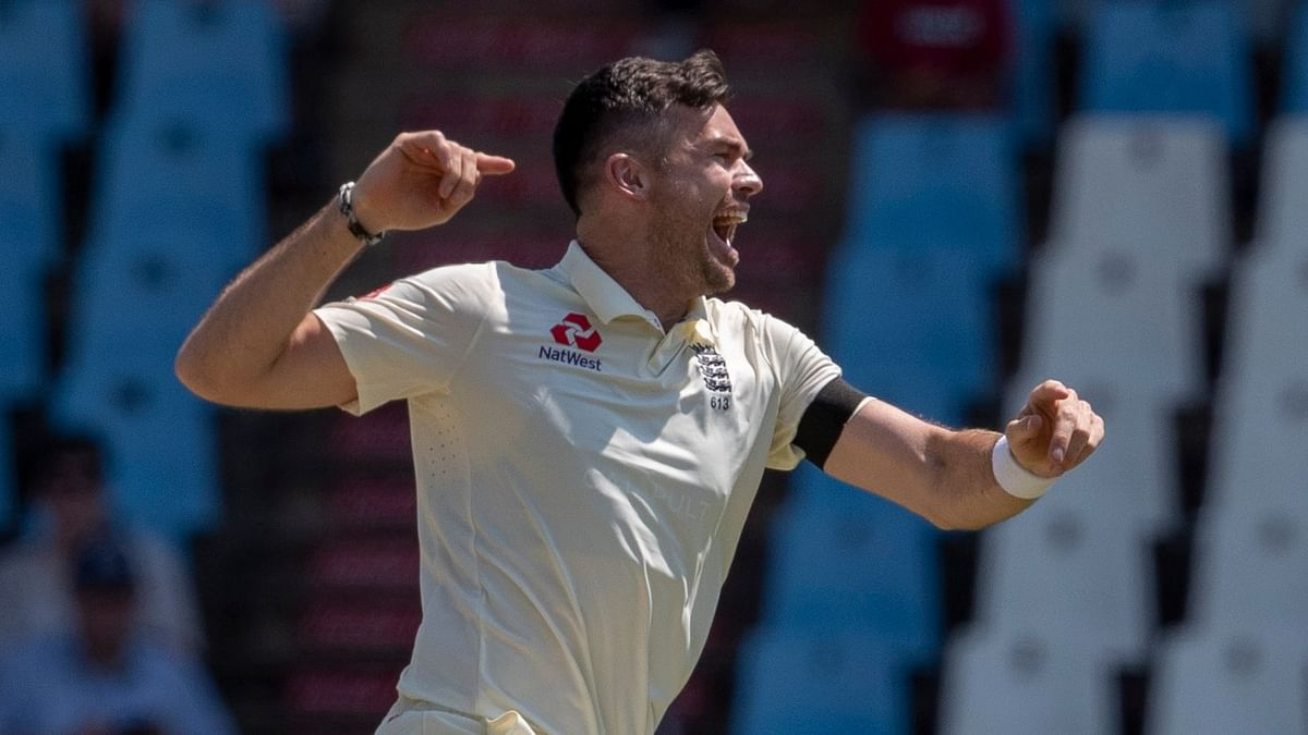 James Anderson also became the ninth cricketer to reach the 150-Test milestone -- joining the likes of Sachin Tendulkar, Steve Waugh and Jacques Kallis.