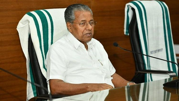 'Data Security is High Priority': Kerala CM on Sprinklr Deal Row
