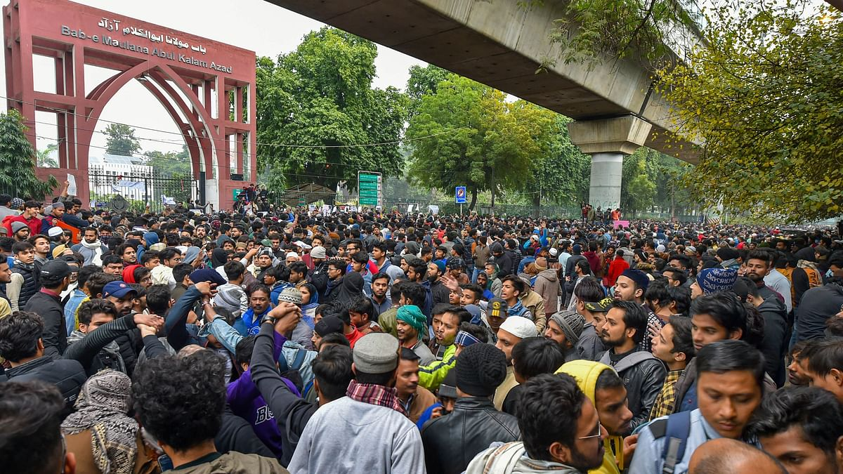 10 Held for Jamia Violence at CAA Protests, None of Them Students