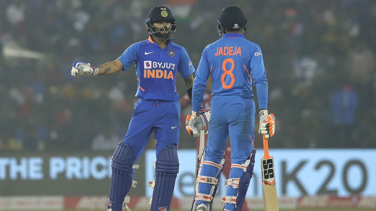 3rd ODI: India Beat Windies by 4 Wickets, Win Series 2-1