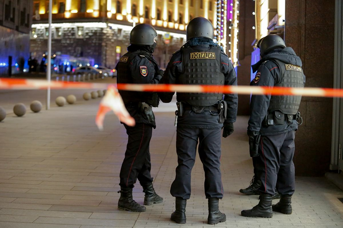 FSB Agent Killed in Moscow Shootout; Attacker 'Neutralised'