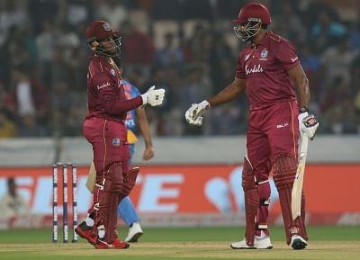 Hyderabad: West Indies