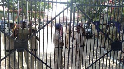 Hyderabad case: NHRC probe team examines bodies