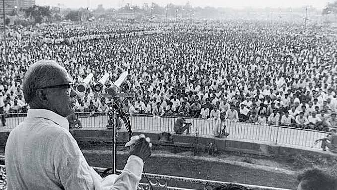 From the early 70s up to 1977, India's college students revolutionised politics, education and protests.