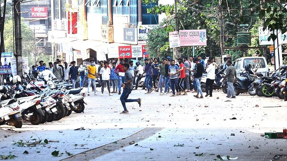 Mangaluru Police Release Visuals of Violence in CAA Protests
