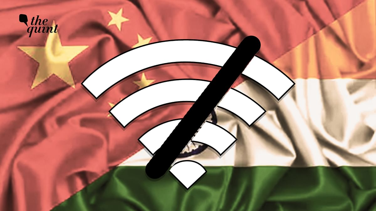 Chinese state media has lent support for India's internet shutdown policies.