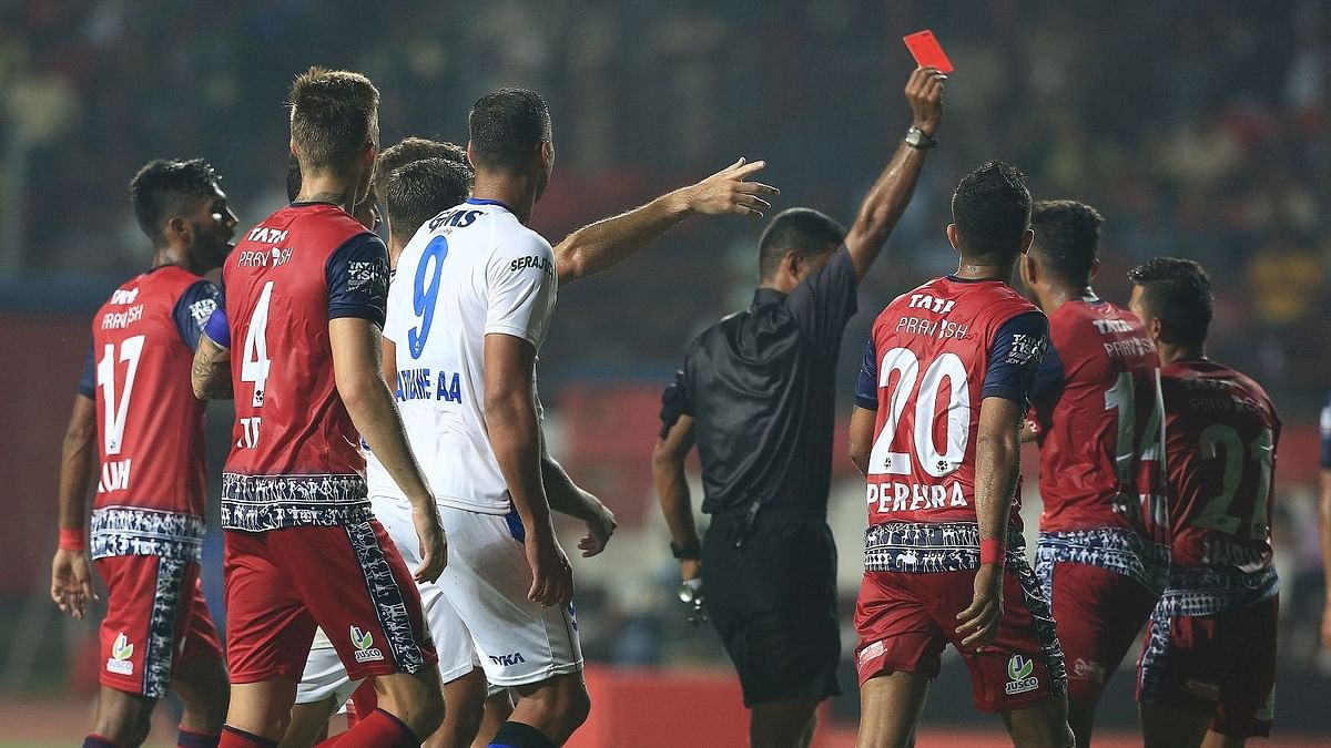 ISL Wants AIFF to Improve Quality of Refereeing in League
