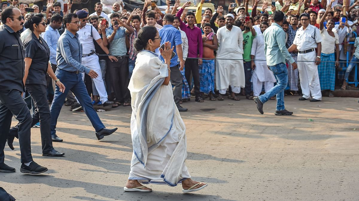 Chief minister Mamata Banerjee on 16 December dared the BJP-led Centre to topple her government and imprison her.