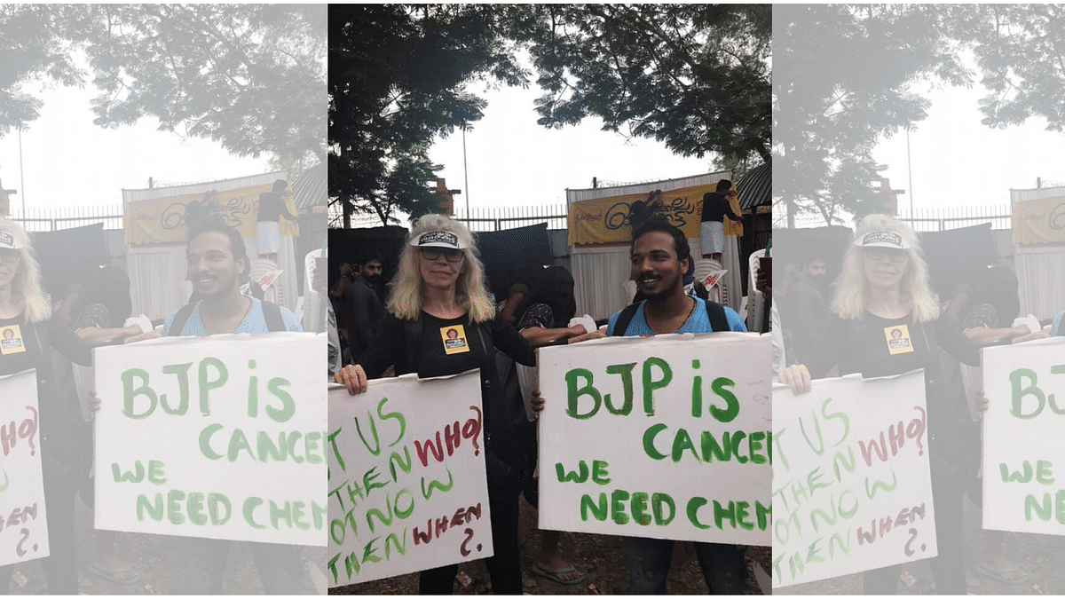 Norwegian Who Participated in Anti-CAA March Asked to Leave India