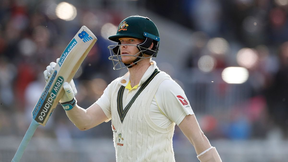 39 Balls, 46 Minutes: Smith Makes Slowest Start of His Career