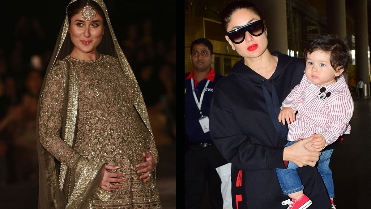Kareena on Caesarean Delivery & Putting on 20 Kgs During Pregnancy