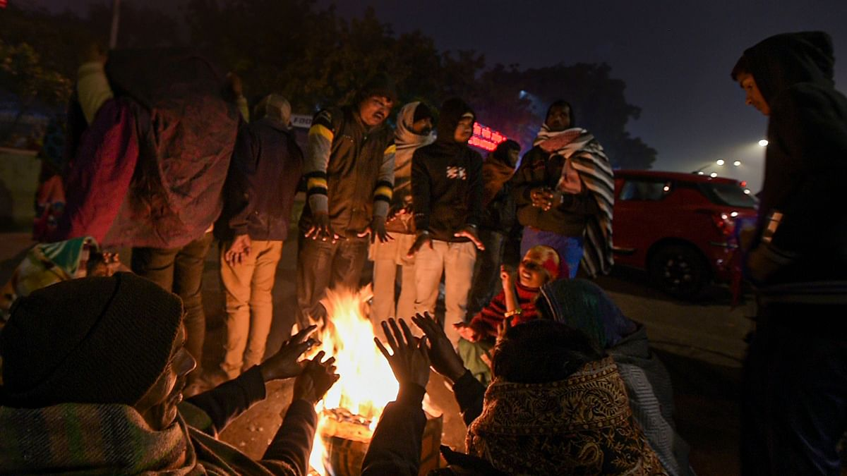 FAQ: Why Is Delhi Freezing Cold? What's La Niña Got To Do With It?
