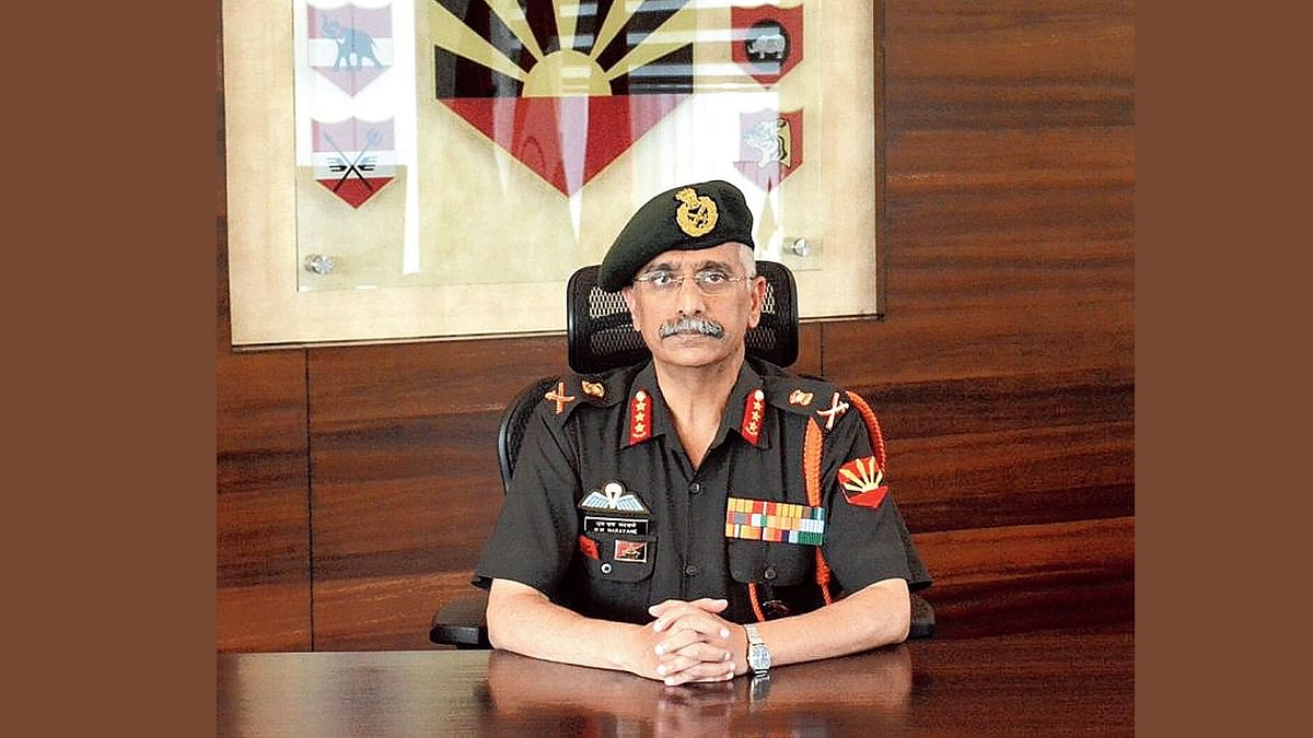 Everything Under Control Concerning Border With China: Army Chief
