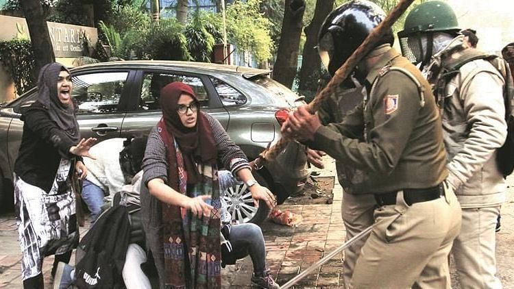 Court Seeks Report from Delhi Police on Attack on Jamia Students