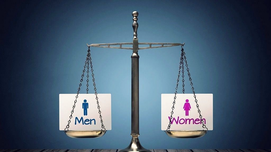 India has moved down the ladder from its 108th position last year on the World Economic Forum's gender gap report.