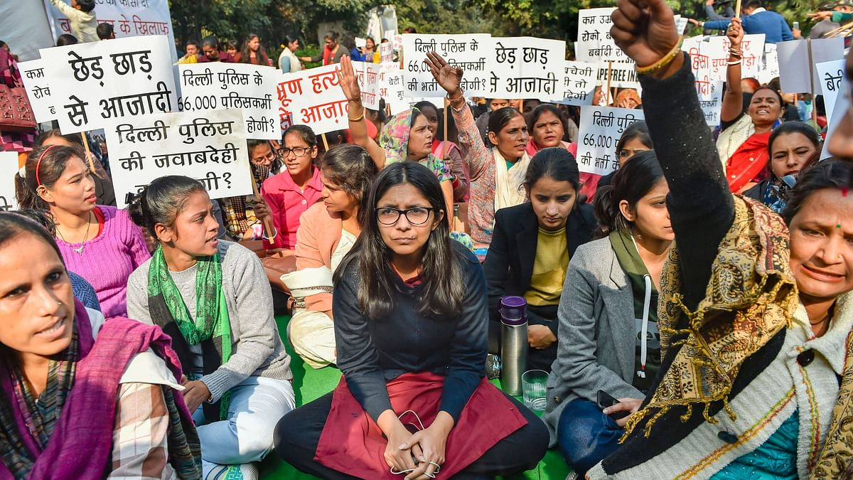 DCW Head on Hunger Strike, Asks Women MPs to Debate Safety in Parl