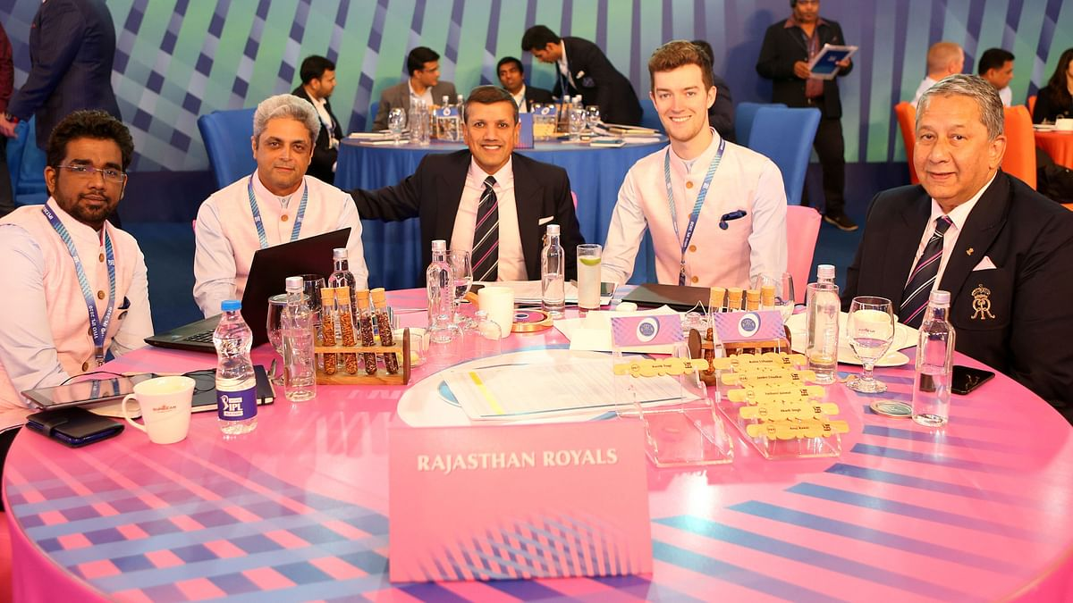 IPL Rajasthan Royals Team 2020 Players List, Full Squad: A look at Rajasthan Royals' full team after following their buys at the 2020 IPL auction.