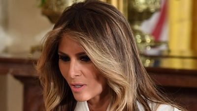 US First Lady Wades Into Impeachment Fight to Defend Teen Son