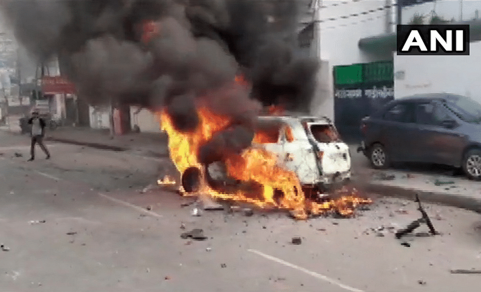 CAA Unrest: Bhim Army Chief Azad Taken in Custody from Jama Masjid