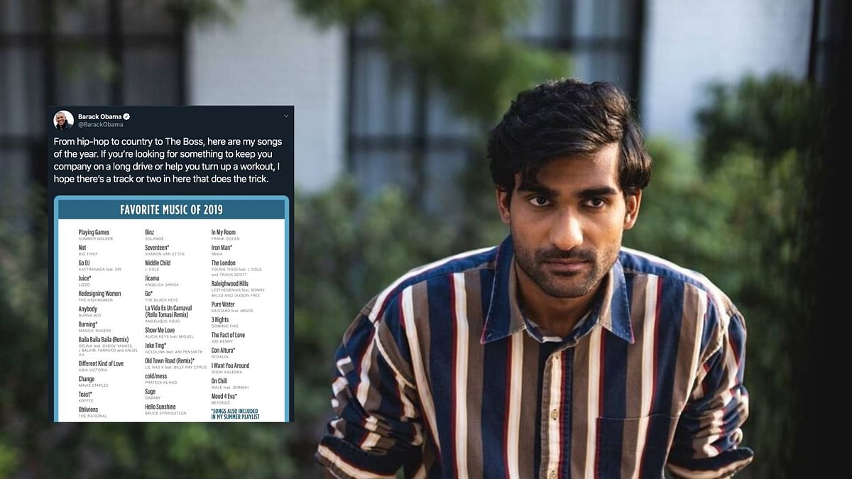 'Flipping Out': Prateek Kuhad on Obama's 'Songs of the Year' List